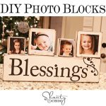 DIY Photo Blocks Tutorial