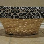 No Sew Storage Baskets