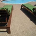 DIY Lounge Chair Cushions