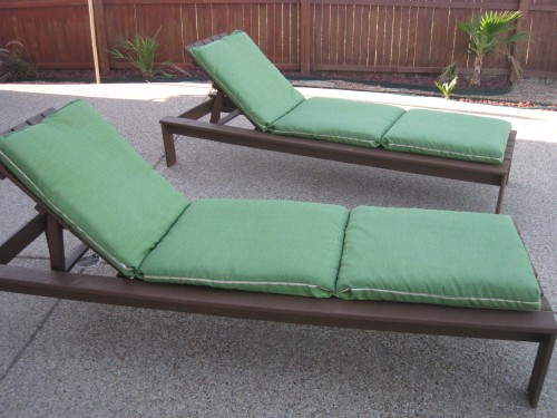 Diy lounge chair cushions shanty 2 chic for Build outdoor chaise lounge