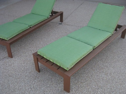 DIY Lounge Chair Cushions Shanty 2 Chic