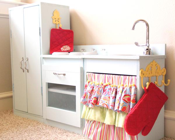 Мебель для игры детям свои руками