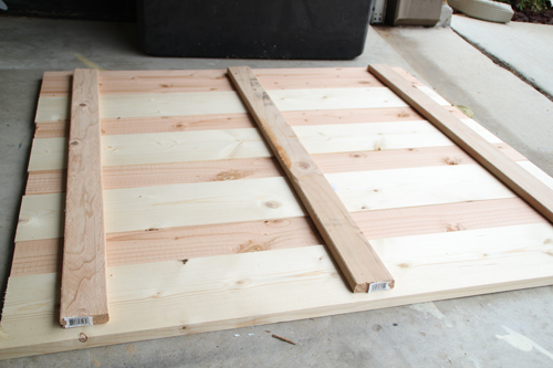 How To Make A Reclaimed Wood Wall WB Designs - How To Make A Reclaimed Wood Wall WB Designs