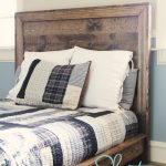 Pottery Barn Teen Inspired Headboard