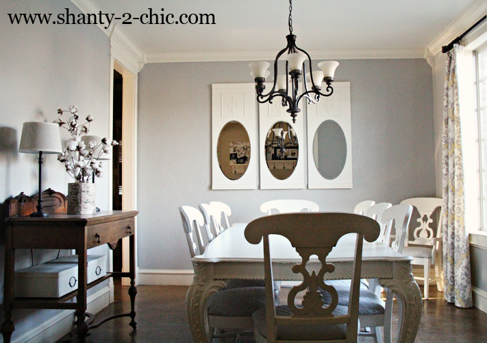 diy decorative wall mirrors shanty 2 chic