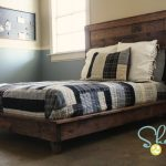 PB Teen Inspired Platform Bed