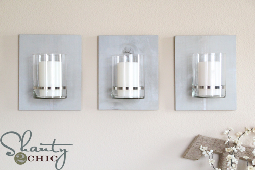 Industrial Chic Sconce