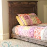 DIY Pottery Barn Inspired Fillman Twin Headboard