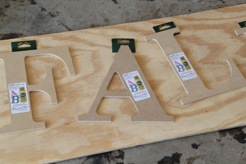 hobby lobby wooden letters diy wooden family sign shanty 2 chic 22126