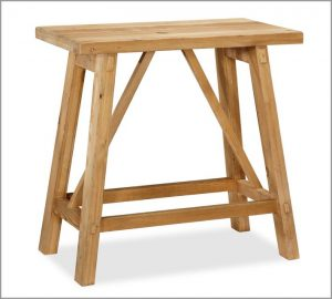 Pottery Barn Sawyer End Table