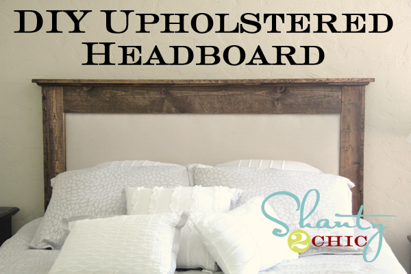 Free Upholstered Headboard Plans