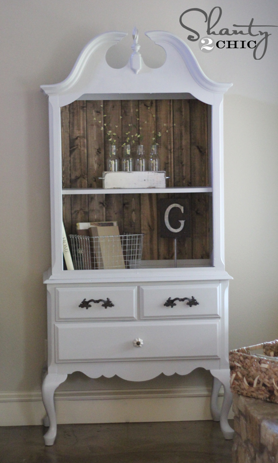 Repaint Furniture with 1 Little Box Shanty 2 Chic
