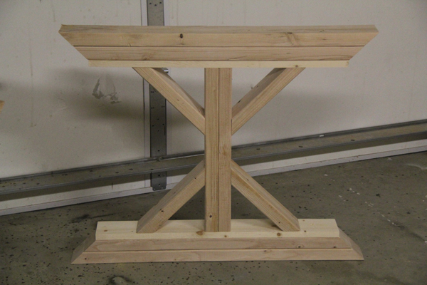 kreg jig dining table plans