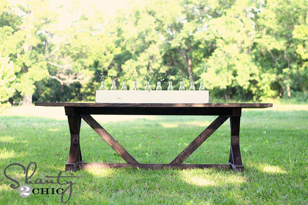 Pin Farmhouse Outdoor Dining Bench On Pinterest