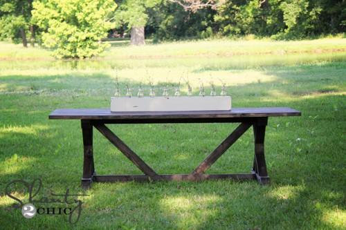 DIY Dining Table
