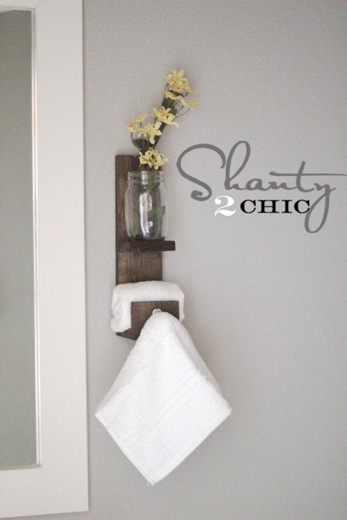 Charmant Hand Towel Hook