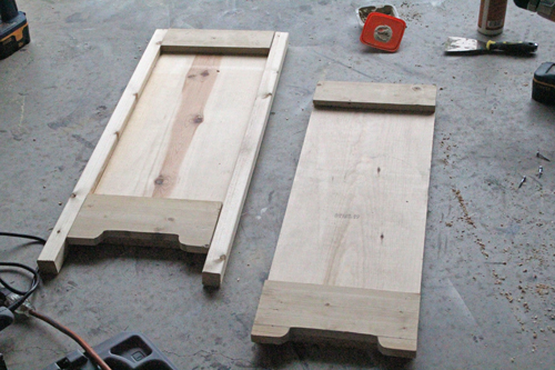 kreg jig pocket holes and wood glue
