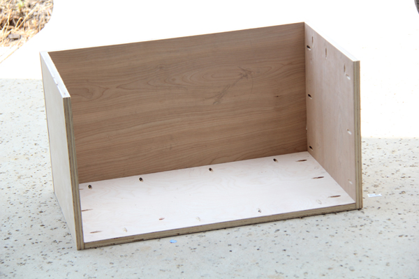 diy wood toy box or blanket box shanty 2 chic. Black Bedroom Furniture Sets. Home Design Ideas