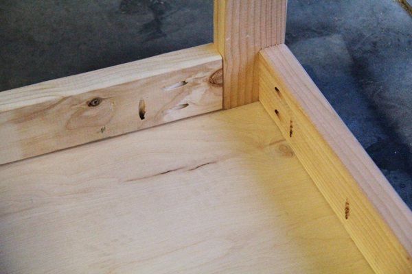 Workbench for my Kreg Jig ~ DIY - Shanty 2 Chic