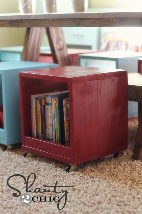 diy storage cubes