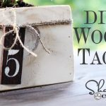 Wood Tags ~ DIY