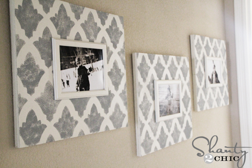 diy wall art shanty 2 chic