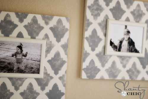 diy picture wall