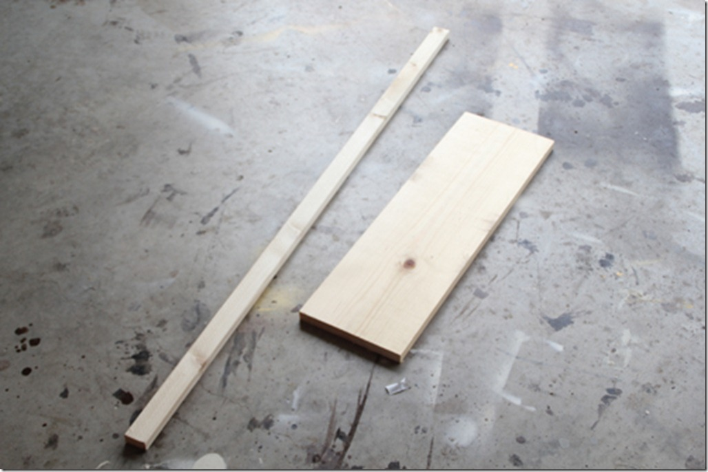 Supplies for Wooden Sign