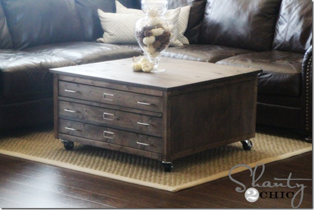 coffee table diy