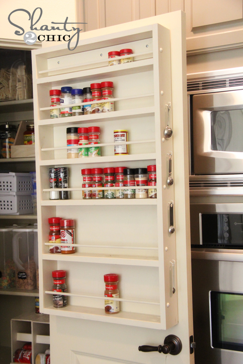 spice rack building