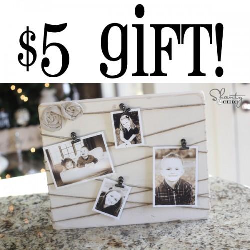 $5 Gift Idea
