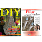 DIY Lifestyle Magazine Feature and Freebie!