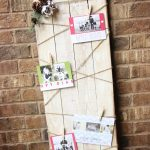 Christmas Card Holder – DIY