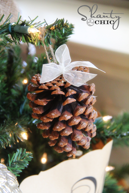 Holiday decorating with pine cone crafts pictures to pin on pinterest - Funky Sunday 12 Id 233 Es D 233 Co 224 R 233 Aliser Soi M 234 Me Avec Des
