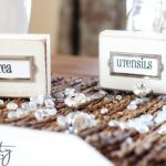 DIY Wooden Block Label Holders & a Giveaway
