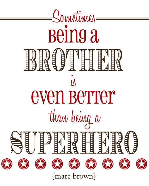 brother printable free