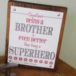 Free Printable – Brother Quote