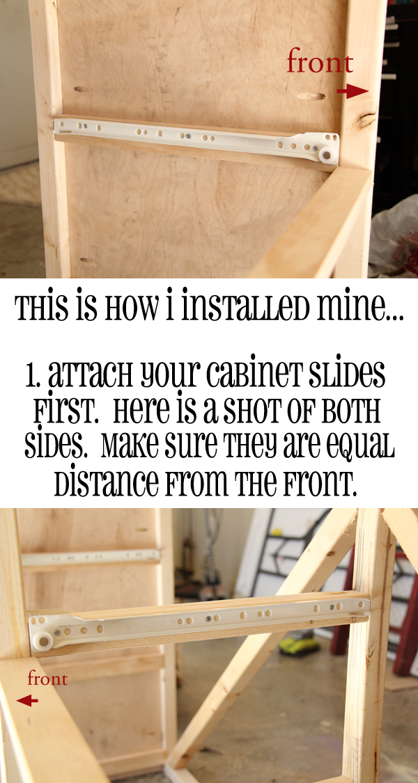 How To Install A Pedestal Sink Orc Week 3 Our Home: Wood Dresser With Wheels!