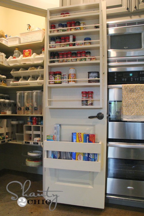 Impressive Pantry Door Organization 500 x 750 · 362 kB · jpeg