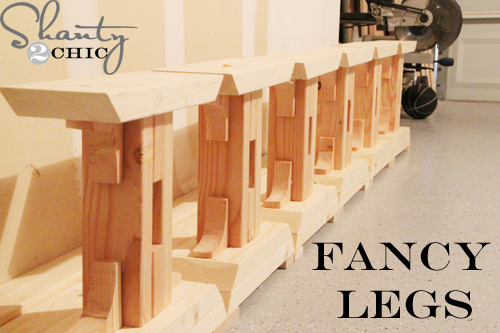 How To Make Wooden Furniture Legs