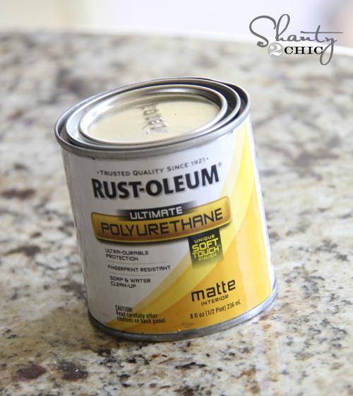 rust-oleum polyurethane