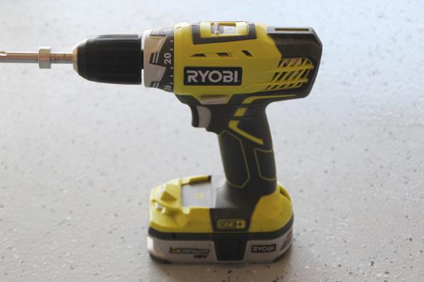 Ryobi_18_Volt_Lithium_Drill