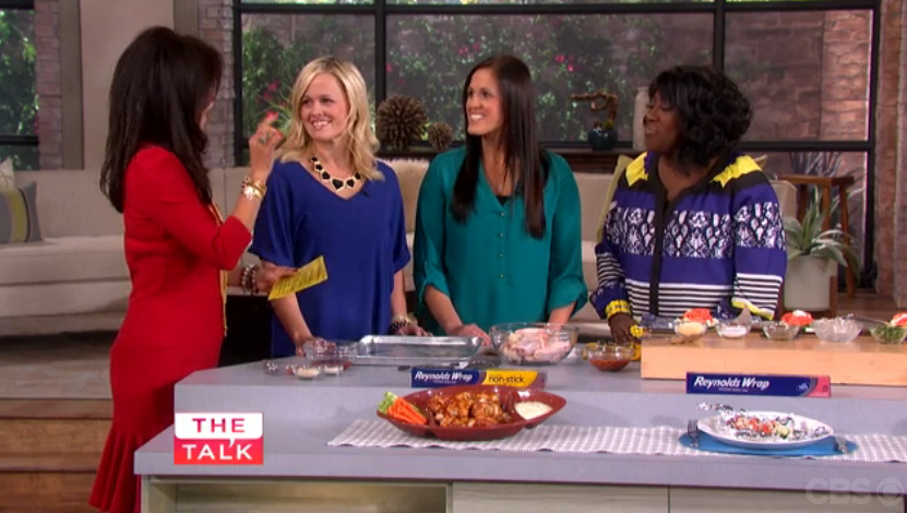 Shanty 2 Chic on The Talk