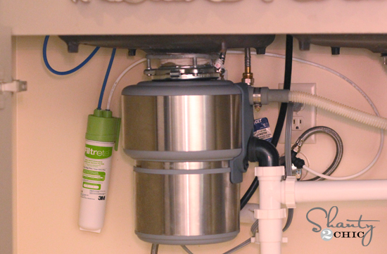 filtrete drinking water system