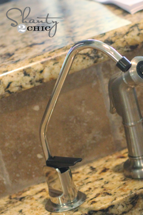 filtrete faucet water