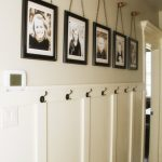 wall frames with finials