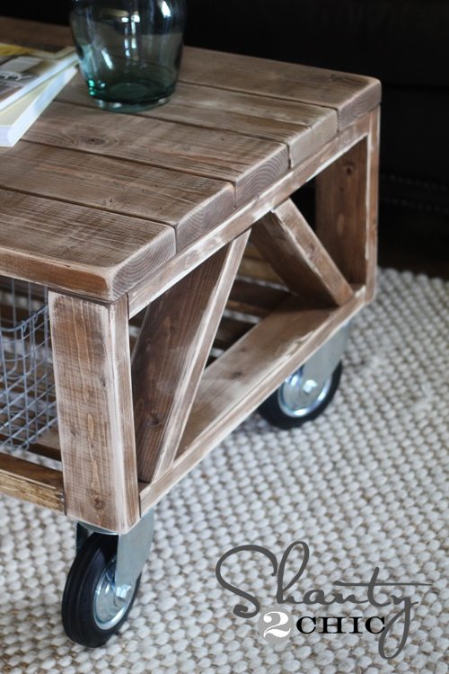 Coffee Table Diy Shanty 2 Chic