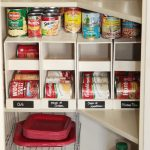 Kitchen Organization – Stackable Canned Food Organizers