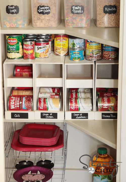 Canned Food Organizers