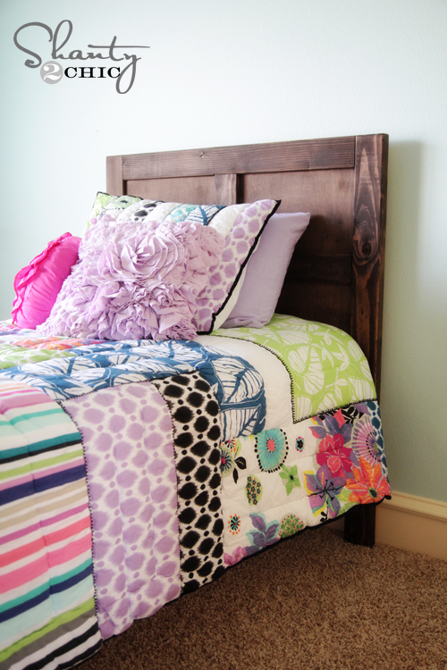 Popular DIY Bed Twin Size
